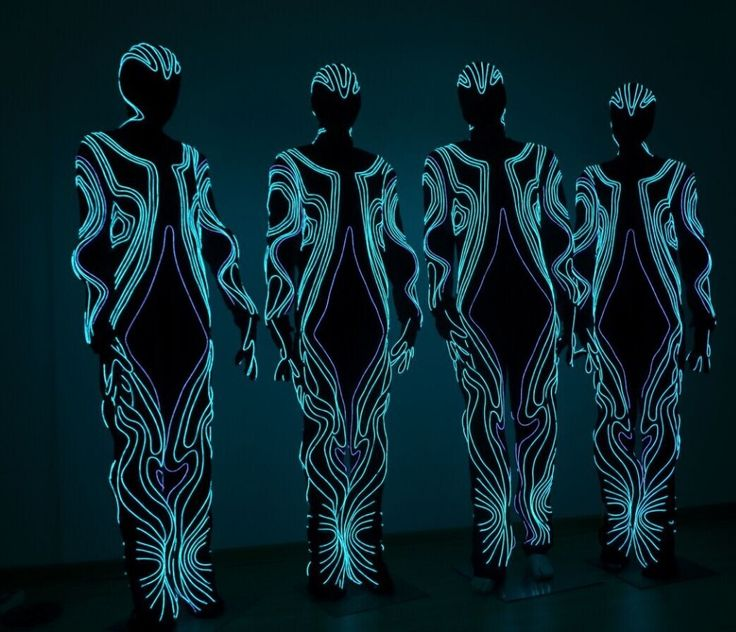Free shipping LED  luminous Costumes / light robot suit / clothing / EL Wire / kryoman / Light suits-in Ballroom from Novelty & Special Use on Aliexpress.com | Alibaba Group