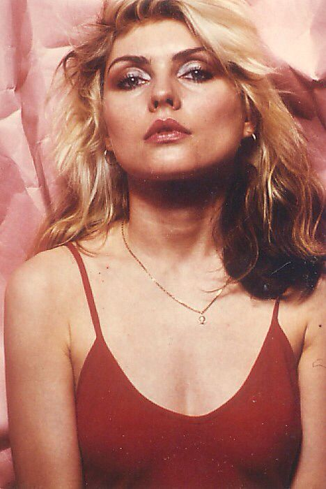 Debbie Harry Nude Photos