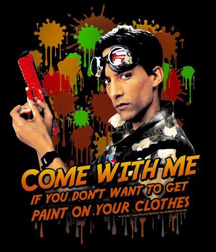 Abed.  Community