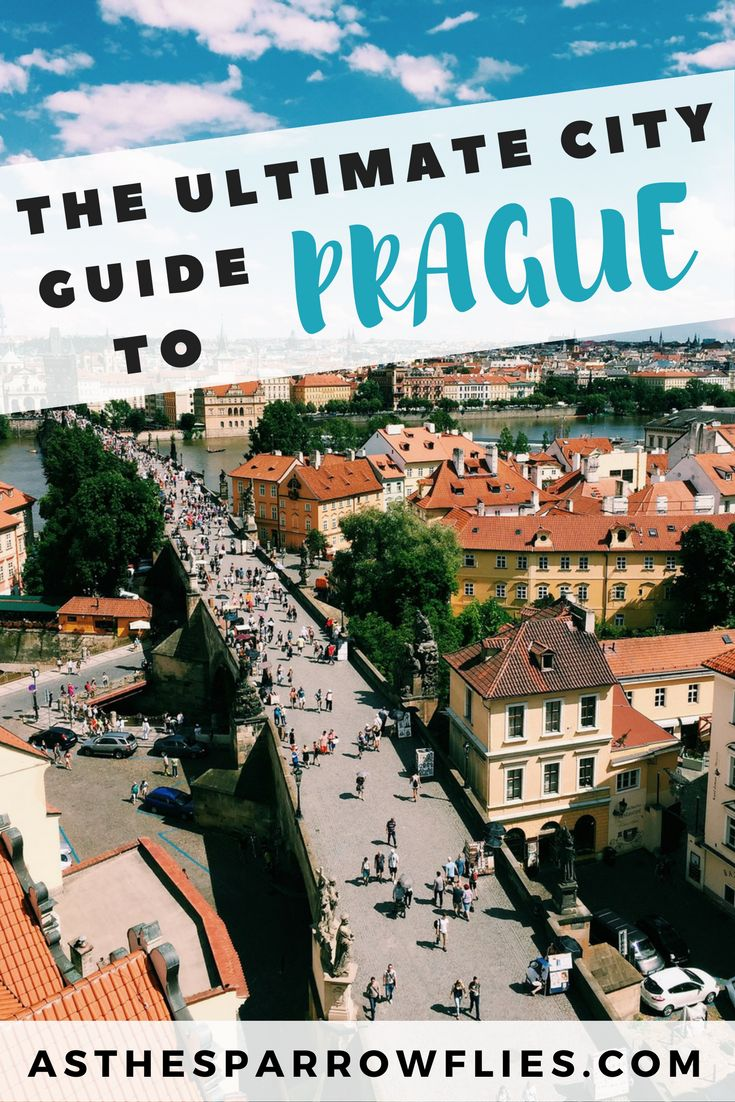 Prague City Break | European Travel | Prague City Guide | Czech Republic | Travel Tips