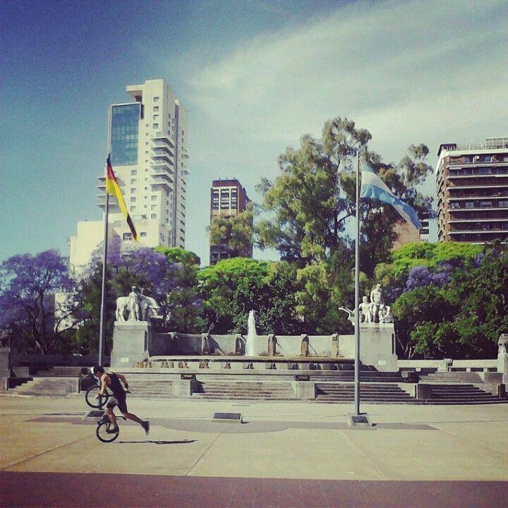 Plaza Alemania en Buenos Aires, Buenos Aires C.F.