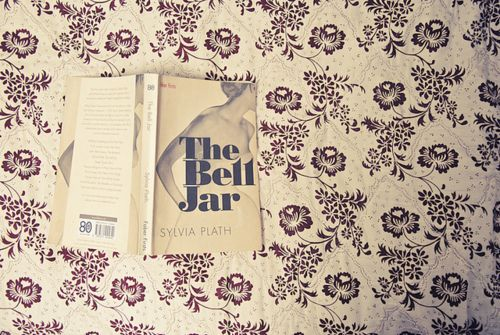 Today is the 52nd anniversary of Sylvia Plath's 'The Bell Jar' || Many a young girl clung to these pages like bees to honeycomb. Third grade was my year of The Bell Jar -- Never left home without it.