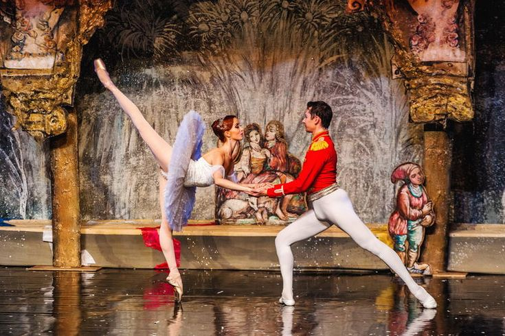 The Kremlin Ballet in Moscow in April