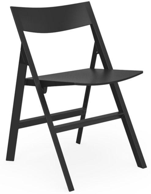 Chaise De Terrasse Pliante Pour Restaurant Quartz Vondom Sledge Mobilier Mobilier Design Chaise