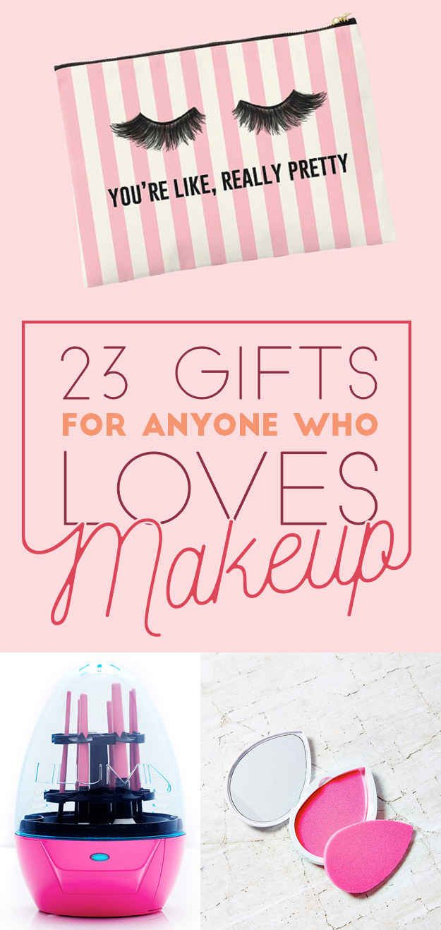 23 Gifts That Will Make All Makeup Lovers Swoon