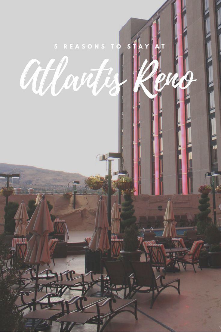5 Reasons to Stay at Atlantis Casino Resort Spa