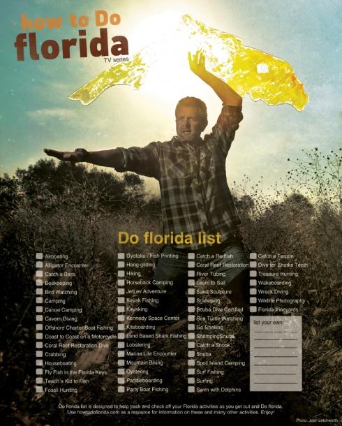 "how to DO florida ""bucket list"""
