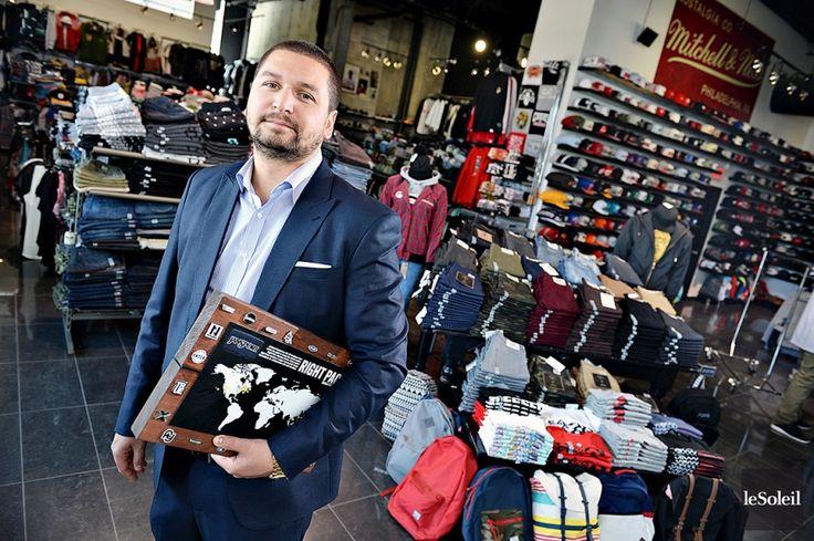 Gagner du terrain, briser les frontières, accompagner le client lors de l'achat en ligne, être plus compétitif. À 29 ans, l'entrepreneur Pierre-Olivier Mercier voit...