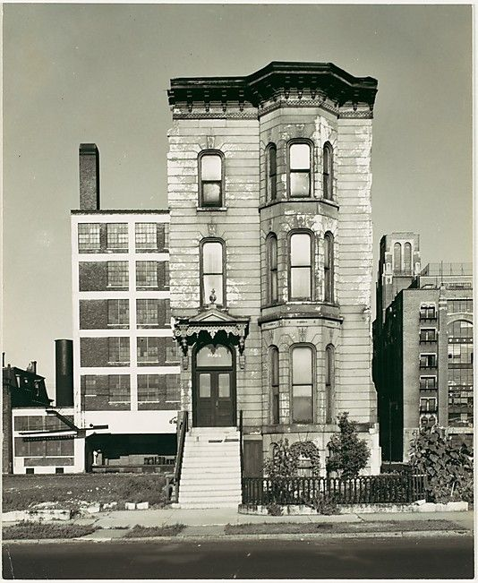 Walker Evans, South Side, Chicago, Walker Evans, 1946 (Met)