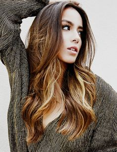 Chloe Bennett on Pinterest | Chloe Bennet, Agents Of Shield and ...