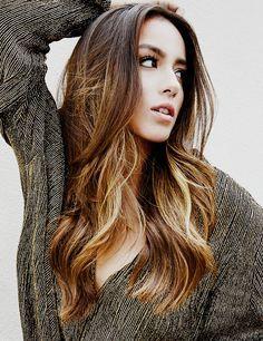 Chloe Bennett on Pinterest | Chloe Bennet, Agents Of Shield and ...