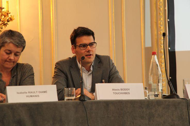 Alexis Bodoy, Directeur général (Touchvibes)