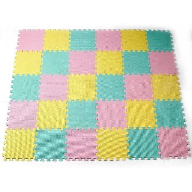 10/20/30 Pcs Children's Mat, Soft Developing Crawling Play Games EVA Foam Floor 29*29 cm