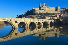 Reich an Atmosphäre: Beziers im Languedoc