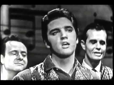 Six full songs by Elvis Presley taken from 1950's TV appearances & film ...