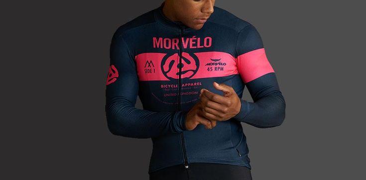 Oferta ropa de ciclismo Morvelo