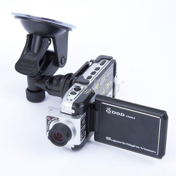 Kamera do auta s výklopným LCD displejem DOD F980LS