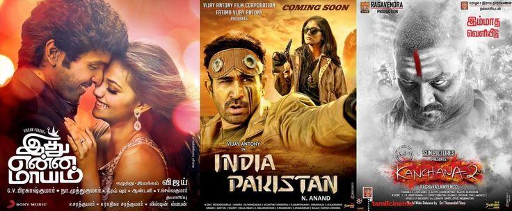 OK Kanmani, Kanchana 2 and India Pakistan poised for a triangular contest