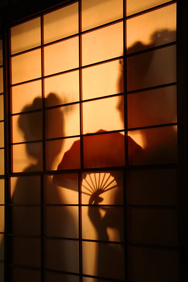 Japanese sliding Shoji panels                                                                                                                                                                                 もっと見る