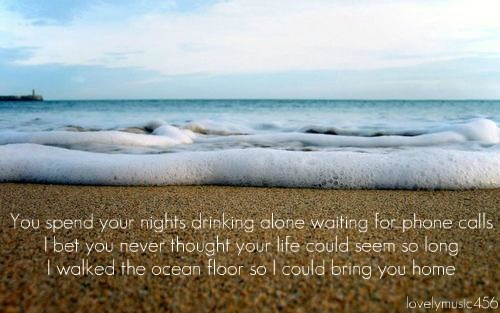 Grey oceans lyrics
