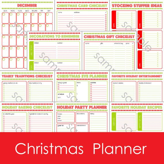 12 best TIPS Free Printables images on Pinterest Free printables - christmas list maker printable