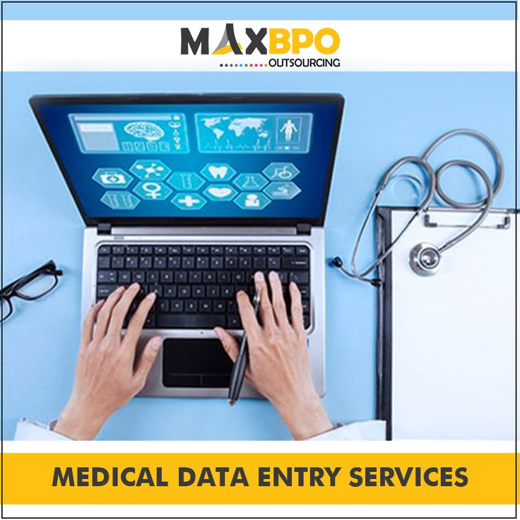 Medical Data Entry Outsourcing Services To Doctors Doctors Clinics Hospitals Pharmaceuticals Insurance Payers To Kno Data Entry Medical Medical Services