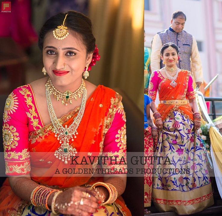 Engagement diaries.  goldenthreads  engagementdiaries  kavithagutta  indianweaves  indian bride  golden brides  weddings  golden threads production  11 February 2017