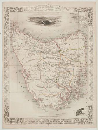 This day in 1642 - Abel Janzoon Tasman discovers Van Diemen's Land (Tasmania)