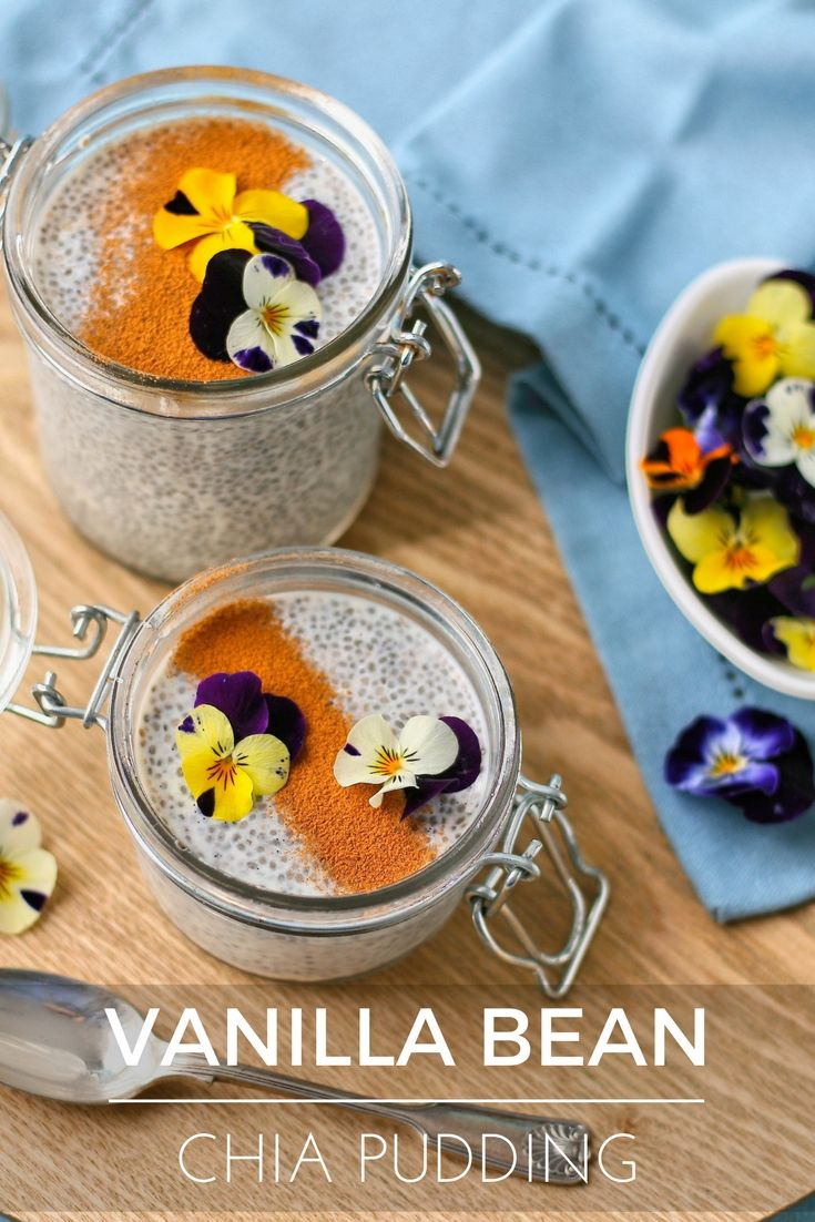 1343 best south african food blogs images on pinterest south how to make vanilla chia pudding forumfinder Images