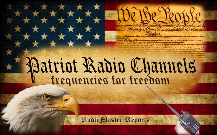 Patriot Radio Channels