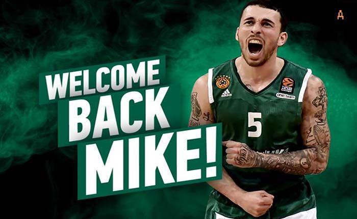 Οι λόγοι που όλοι πρέπει να λατρεύουν τον παίκτη Μάικ Τζέιμς! #Στοίχημα_Άρχοντας #Μάικ_Τζέιμς #μπασκετ #Παναθηναϊκός