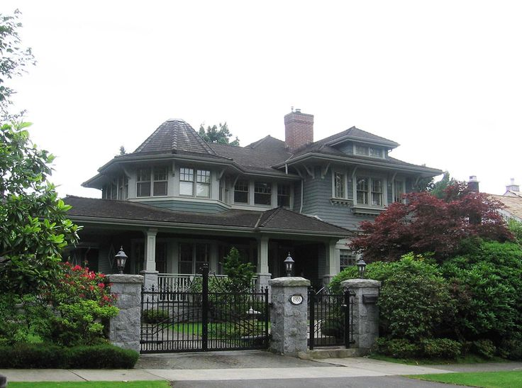 Private Mansion Shaughnessy.  New single family residence located at prime First Shaughnessy Neighborhood Vancouver, BC.