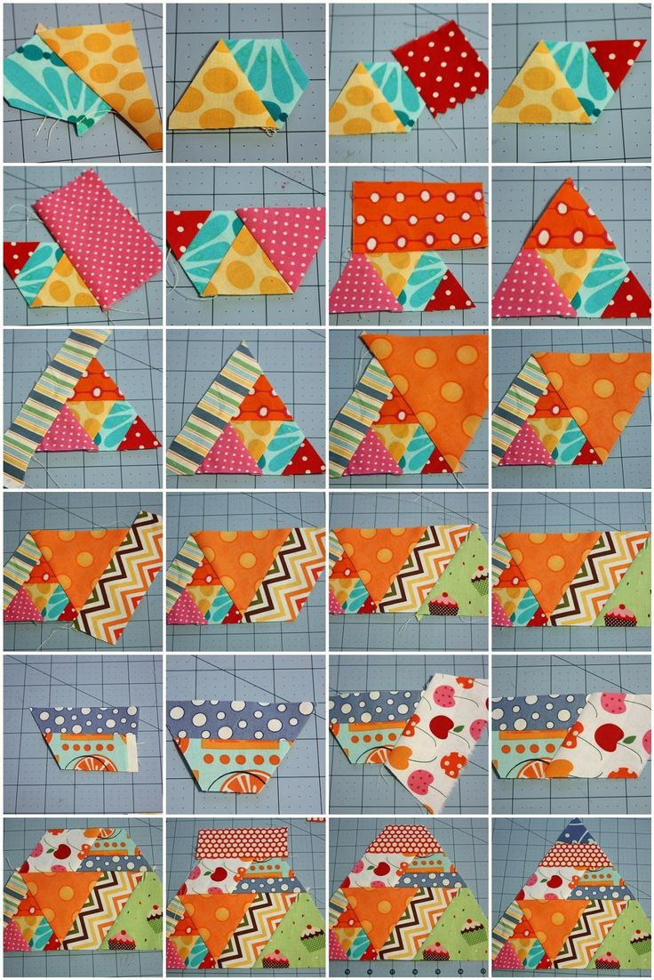 25 best Quilts - 60 Degree Triangles images on Pinterest | Board ... : 60 degree ruler quilting - Adamdwight.com