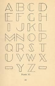 Resultado de imagen para abecedario letras bonitas para escribir a mano