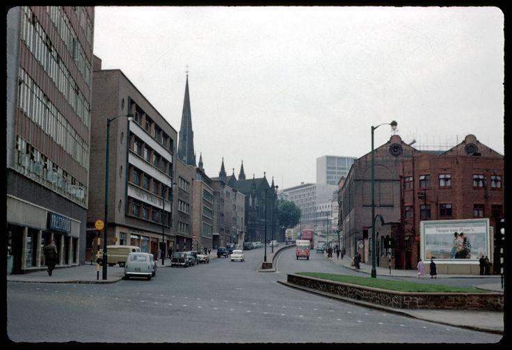 Digbeth, Birmingham (1960)