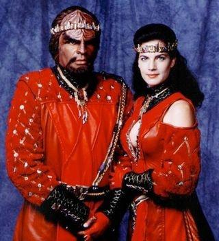 Google Image Result for http://meggan.typepad.com/.a/6a00d8341cc20953ef0147e29a91ab970b-320wiJadzia Dax, Memorize Sci Fi, 9. Movie Stars Wedding, Sci Fi Movie, Scifi, Rate Trek, Startrek, Trek Ds9, Deep Spaces