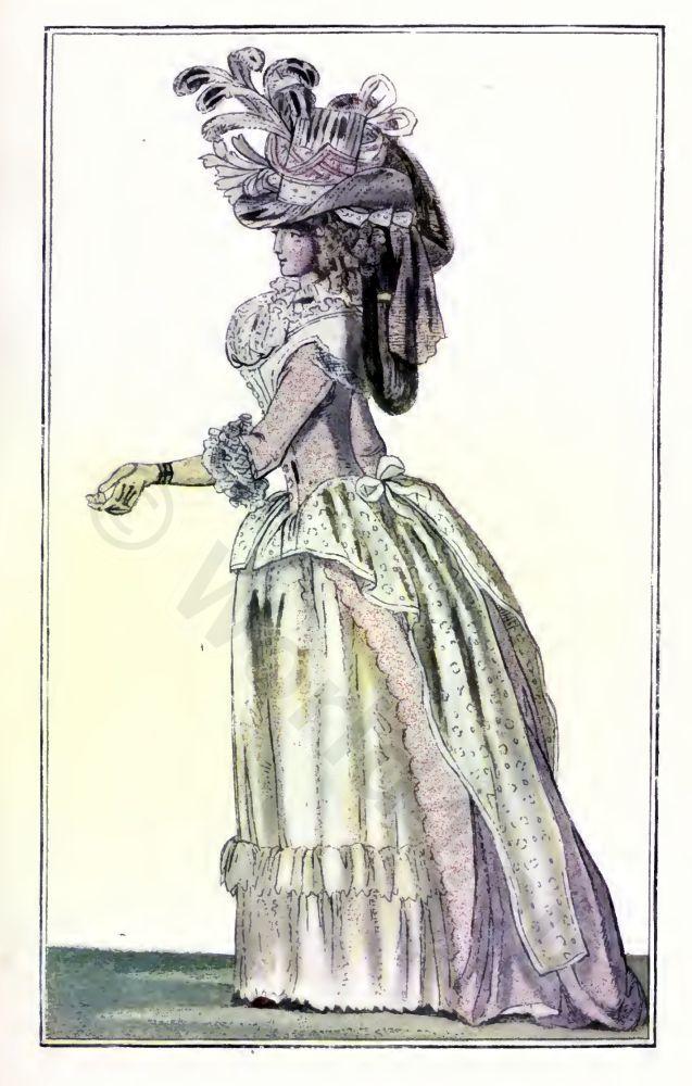 Pin by Leimomi Oakes on 1750-1790 - Fashion Plates   Pinterest