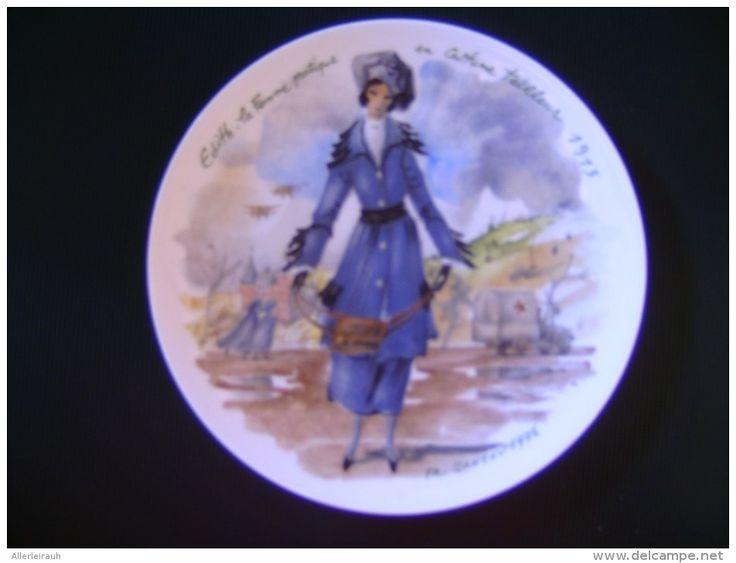 Modeteller: Henri d `Arceau - Limoges - Les femmes du siècle  1915