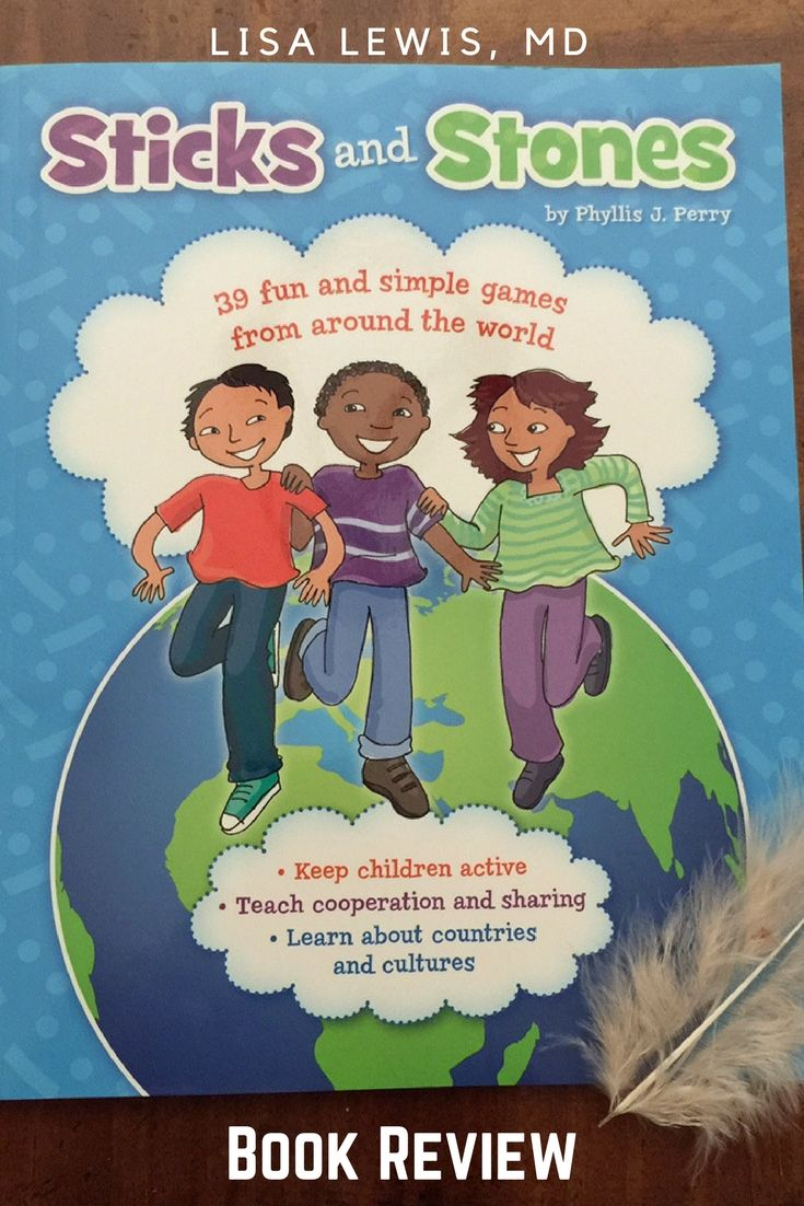 Book Review: Sticks And Stones  39 Fun And Simple Games From Around The  World