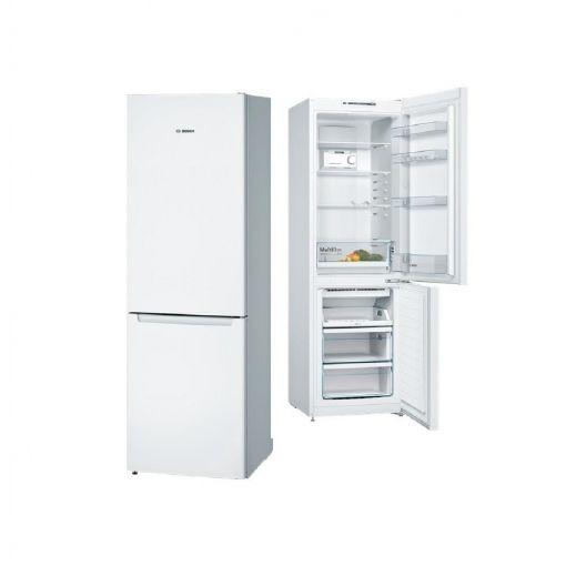 Frigorifico Combi Bosch A Kgn36nw3c Locker Storage Best