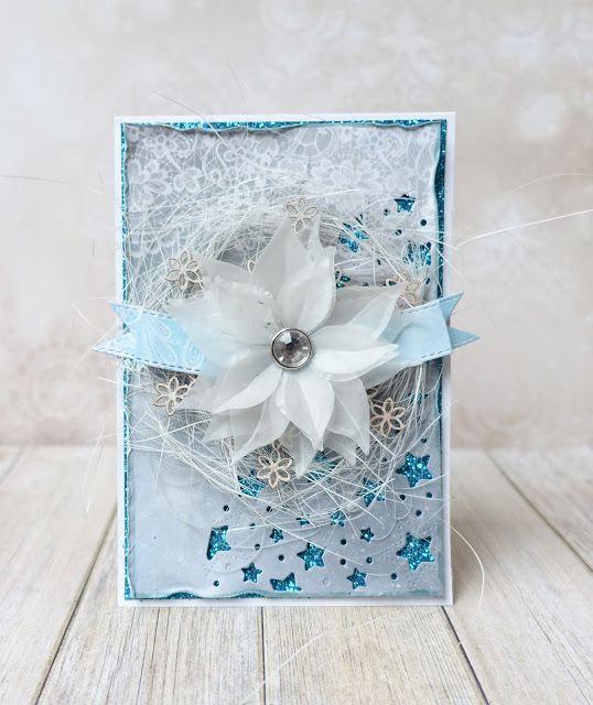 Blog Craft Passion: Just blue