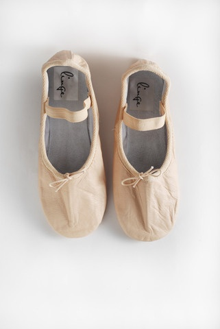 Nude Ballet Shoe by Linge $59