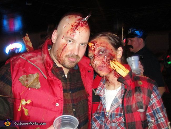 image result for scary couples halloween costumes
