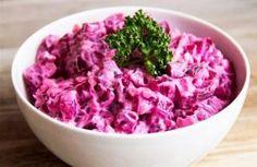 Salată de Sfeclă cu Iaurt
