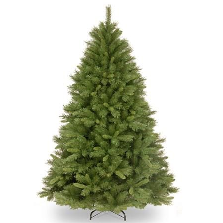 National Tree Co. Windsor Pine Hinged Artificial Christmas Tree