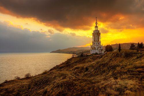 35PHOTO - Гордеев Эдуард - Храм Святителя Николая Село Малореченское...