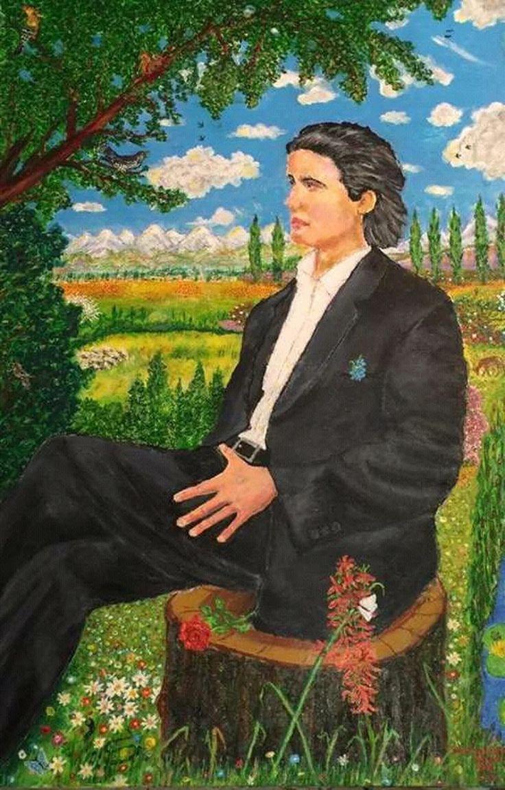 Portrait-Poet,,Mihai Eminescu
