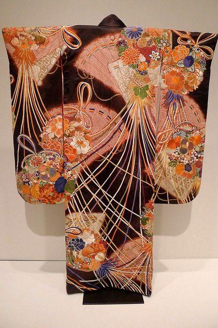 Uchikake Kimono, Early Showa Period