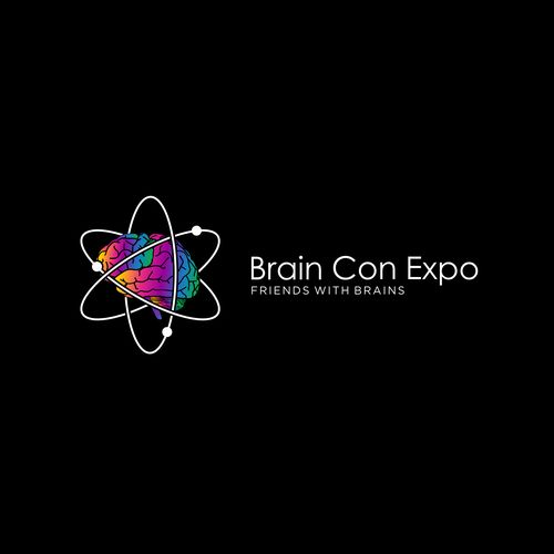 State-of-the-art logo for state-of-the-art nonprofit! Help revolutionize Brain Con Expo 🌟 Design by sintha