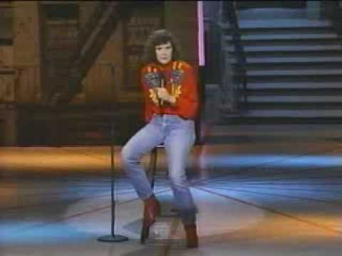 """Comic Relief """"Paula Poundstone"""" Stand Up Comedy"""